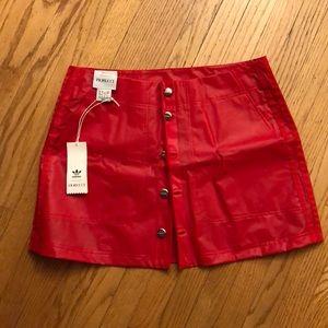 🆕 Adidas Fiorucci Skirt Medium NWT